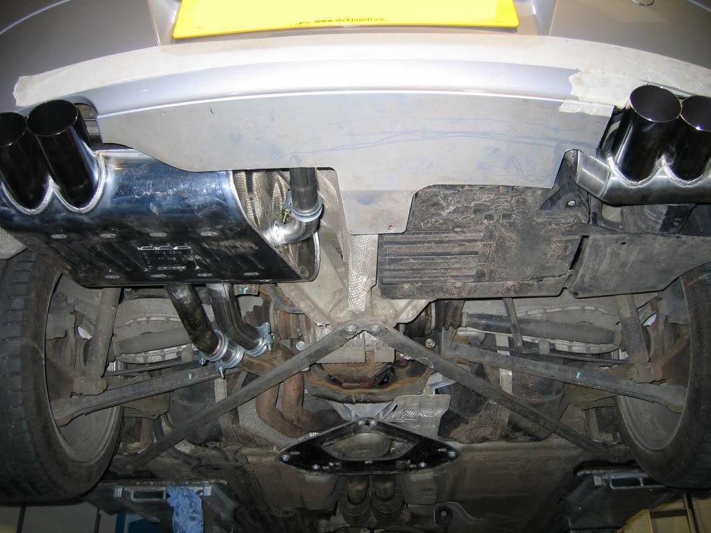 Bmw Z4 Quad Exhaust Conversion Fiat World Test Drive