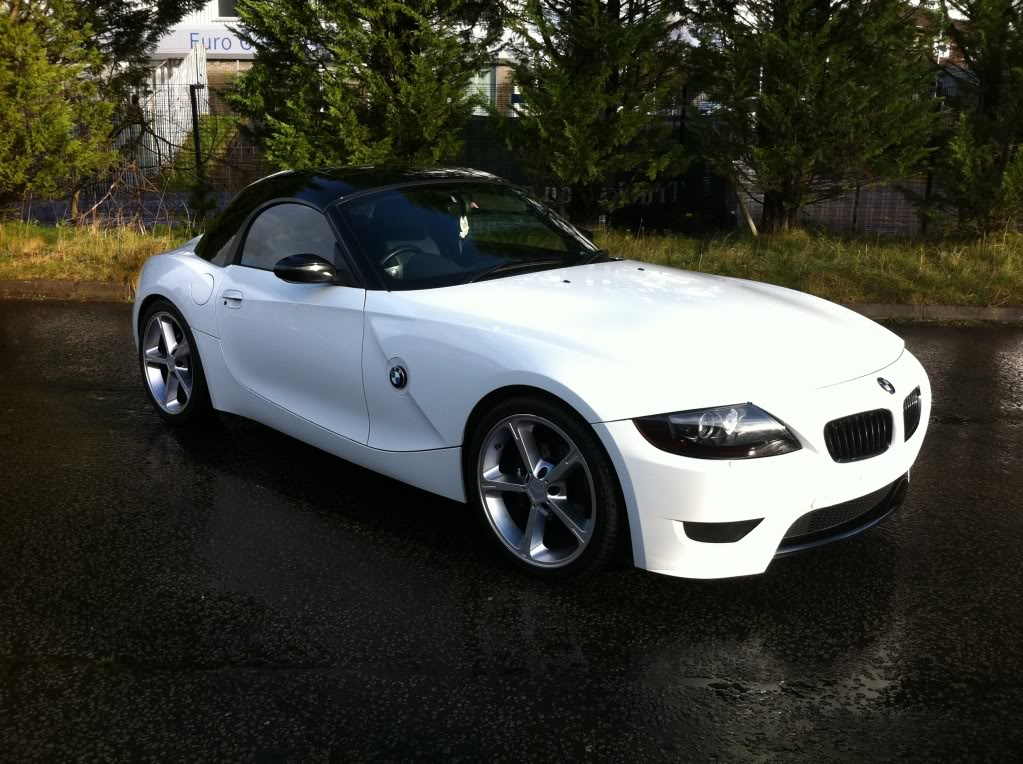 What Colour To Wrap My Z4m Roadster Page 3 Z4 Forum Com