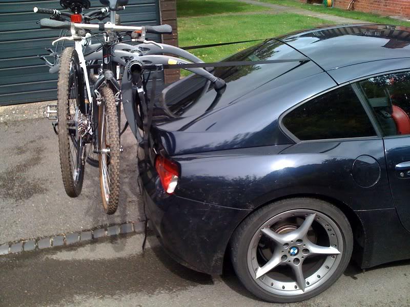 Z4 Bike Rack Cosmecol