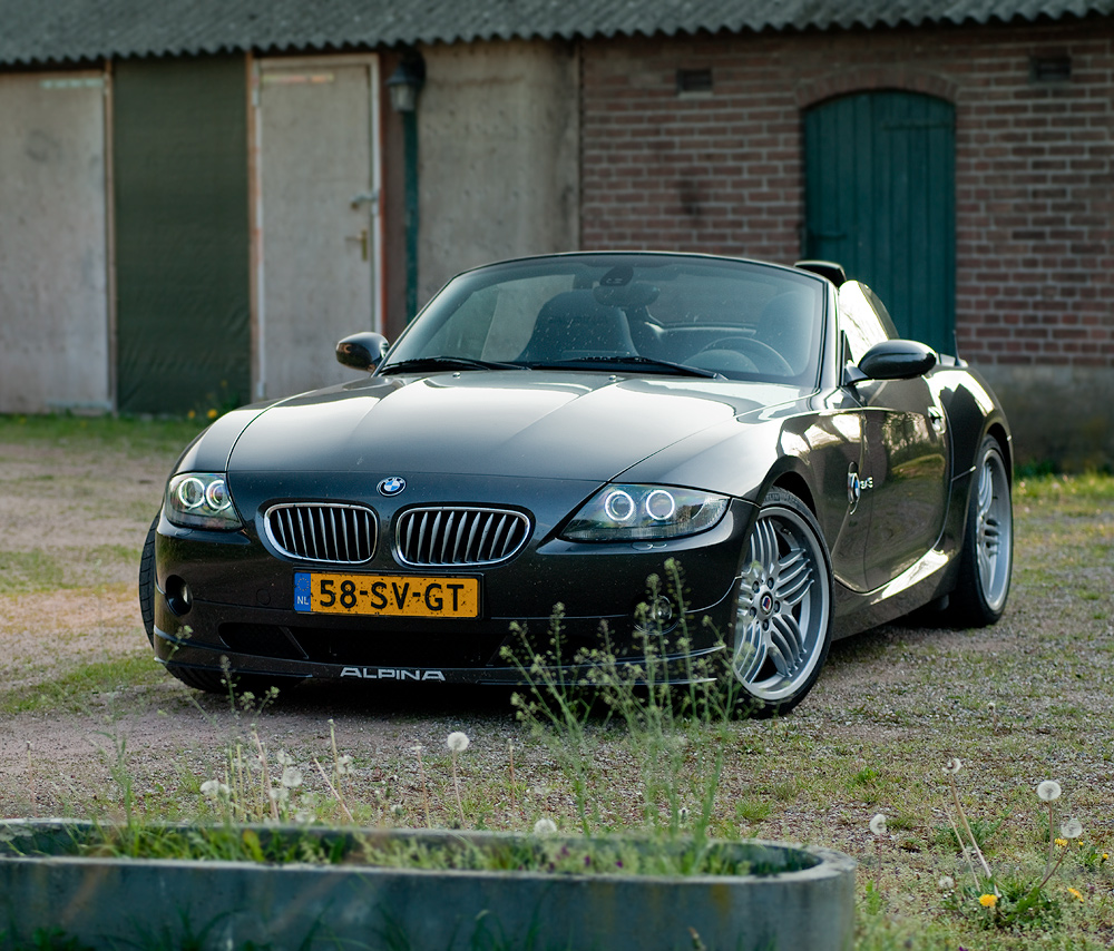 Bmw Z4m Supercharger: My Alpina Roadster S (supercharger Conversion @ ESS