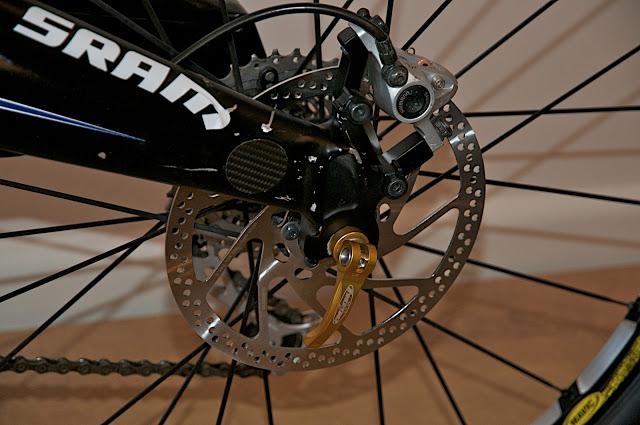 Cannondale Carbon Rush 2 Mountain Bike Carbon Fibre Sold