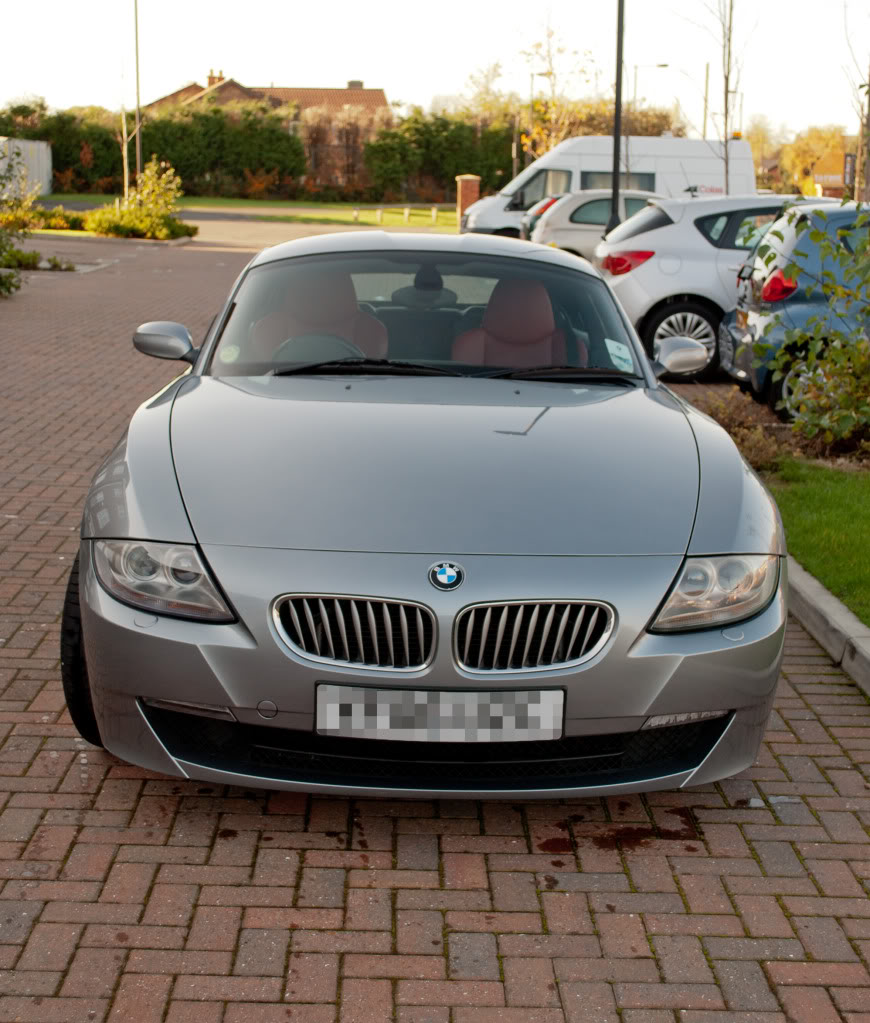 Bmw Z4 For Sale: 2006 Z4 3.0si Coupe For Sale *SOLD*