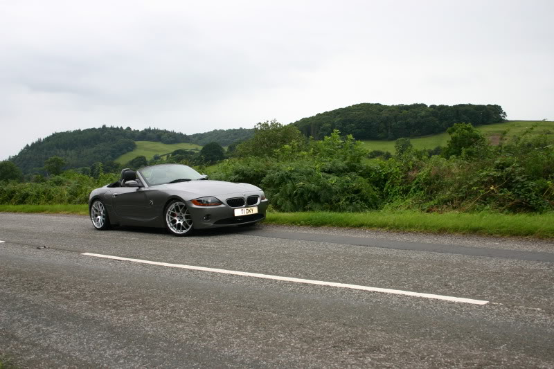 Considering Eibach S For My 3 0l Si Before After Pics Z4 Forum Com