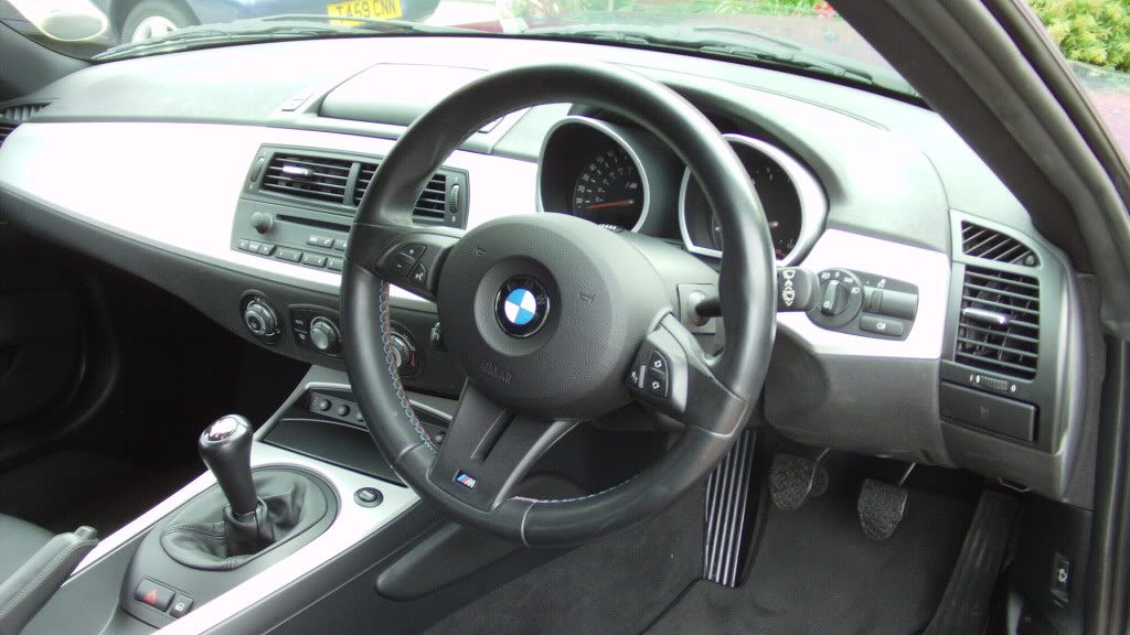 Z4 M Coupe 56 With Full Bmw Warranty Price To Sell 163 17500