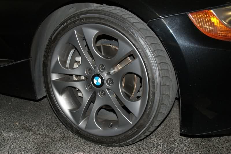 Rare Fs Style 107 Ellipsoid 18 Quot Wheels In Bmw Ferric Grey