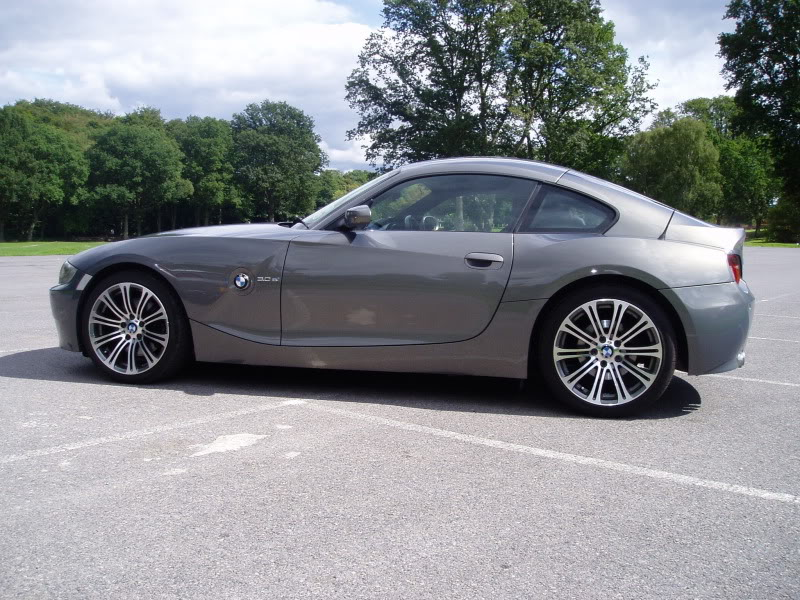 2007 Z4 3 0si Sport Coupe Possibly For Sale Z4 Forum Com