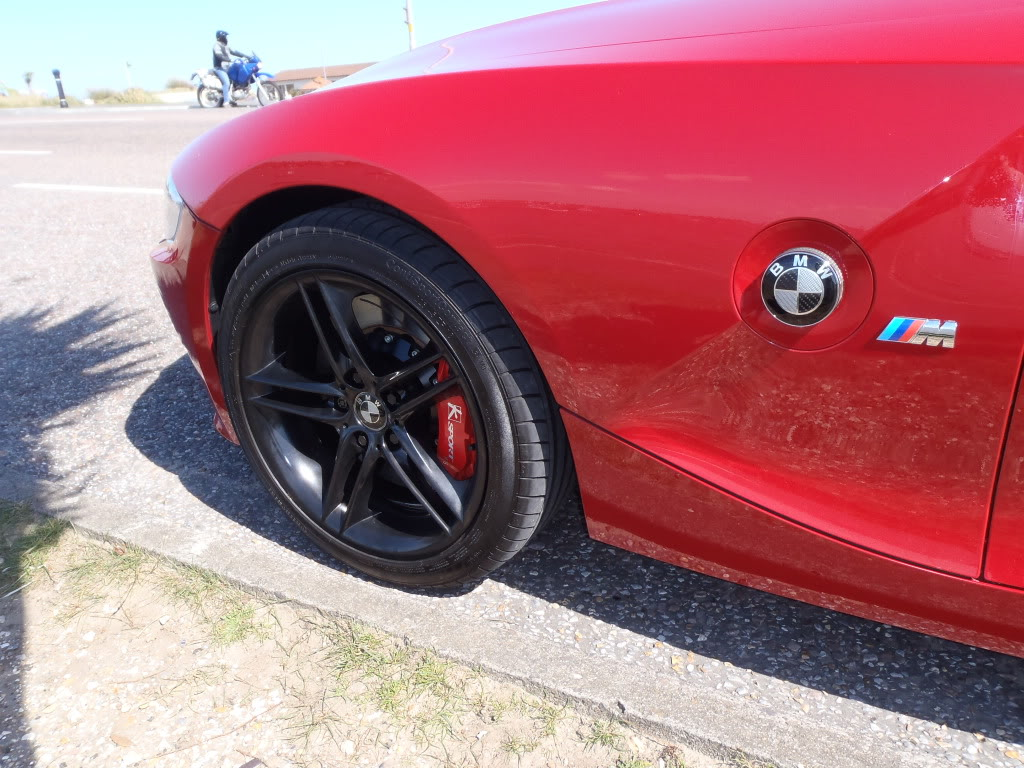 Fitting K Sport Brakes Long And Pic Heavy Z4 Forum Com