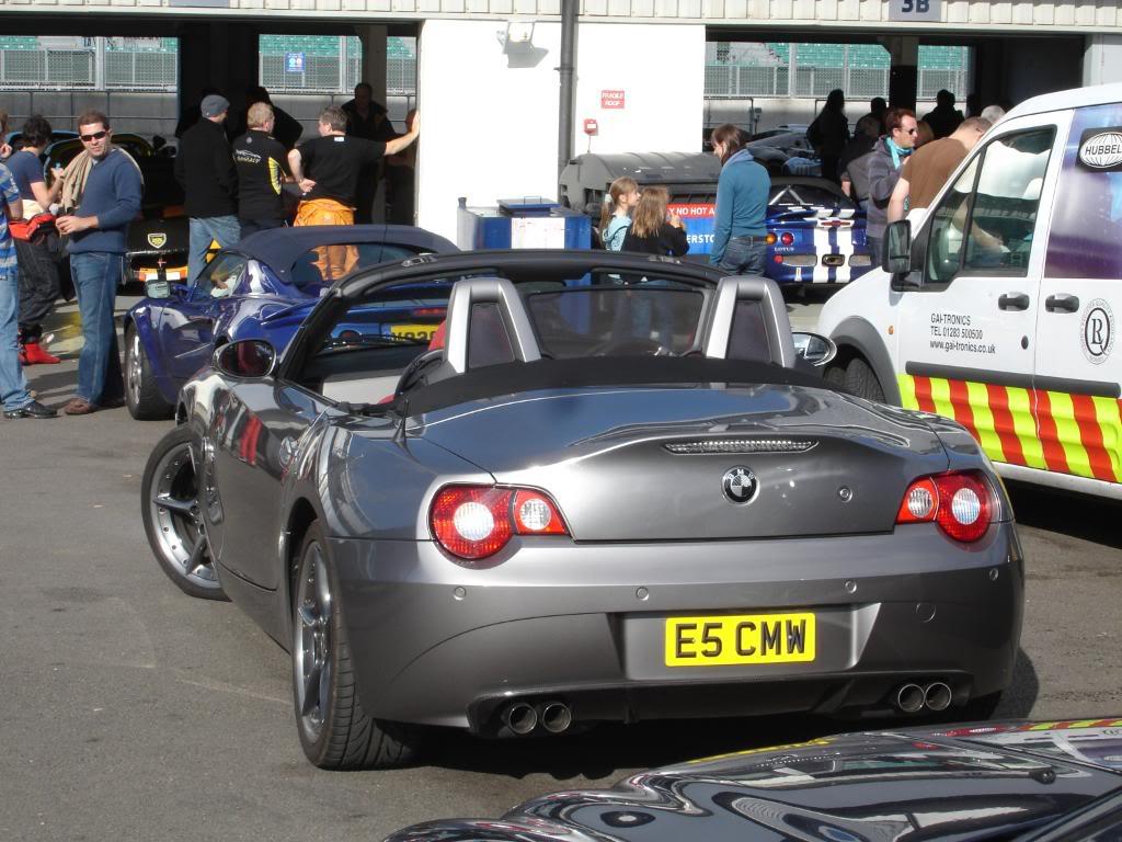 Z4 Coupe Track Car Z4 Forum Com