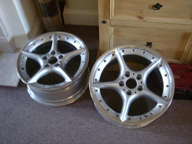Bmw Bbs 5 Spoke Split Rims Page 3 Z4 Forum Com