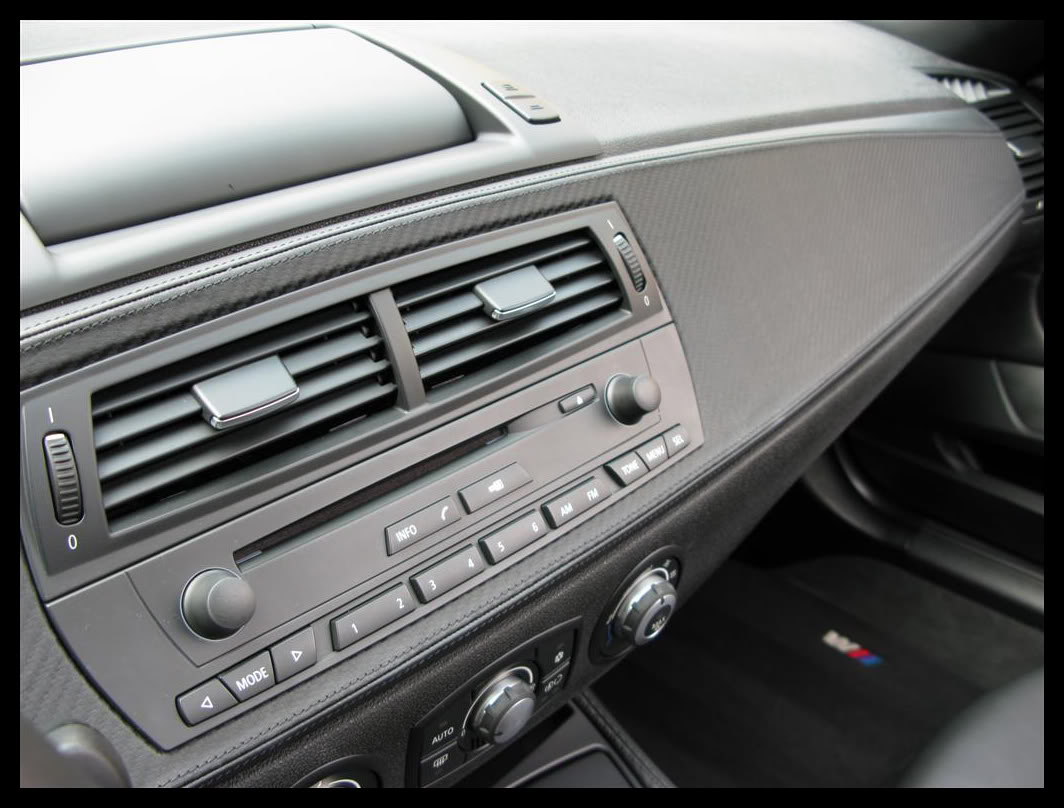Carbon Leather Interior Is Expensive So Z4 Forum Com