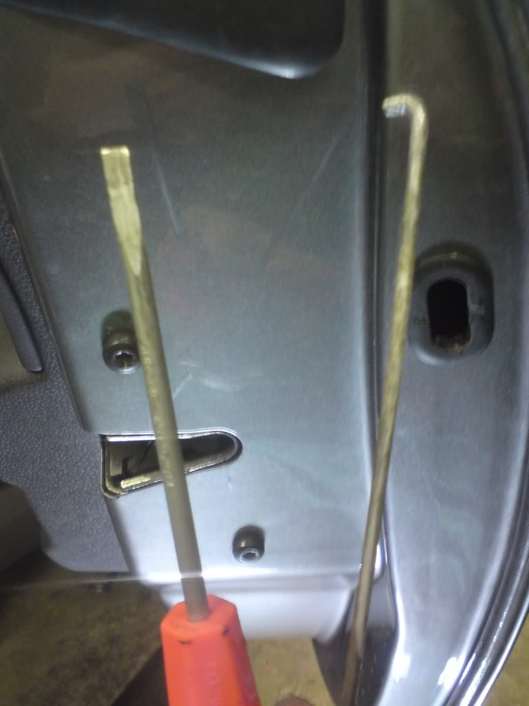 External Door Handle Removal & External Door Handle Removal - Z4-forum.com