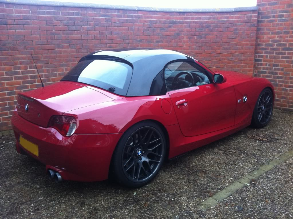 Which Is The Coolest Colour On A Z4m Page 7 Z4 Forum Com