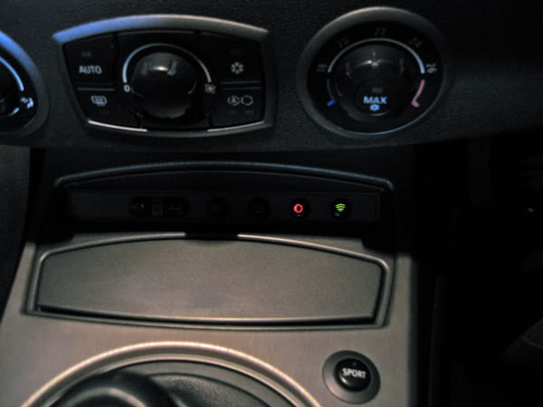 Front Parking Sensor and AE with Custom Buttons - Z4-forum com