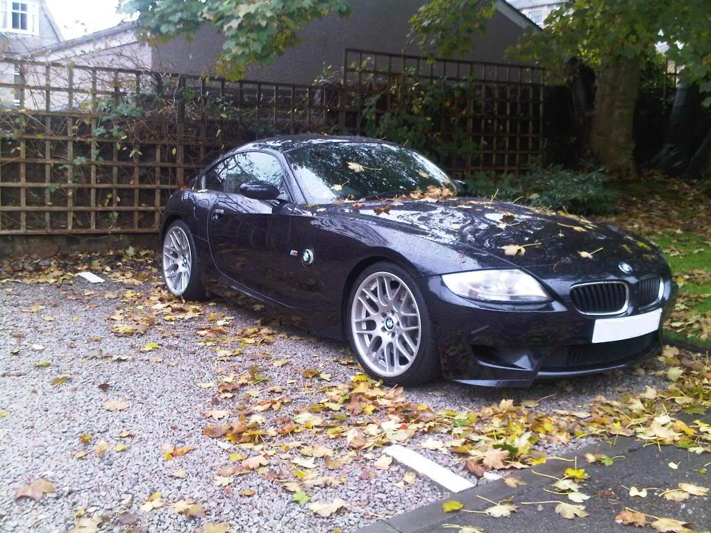 Carbon Black M Coupe Z4 Forum Com