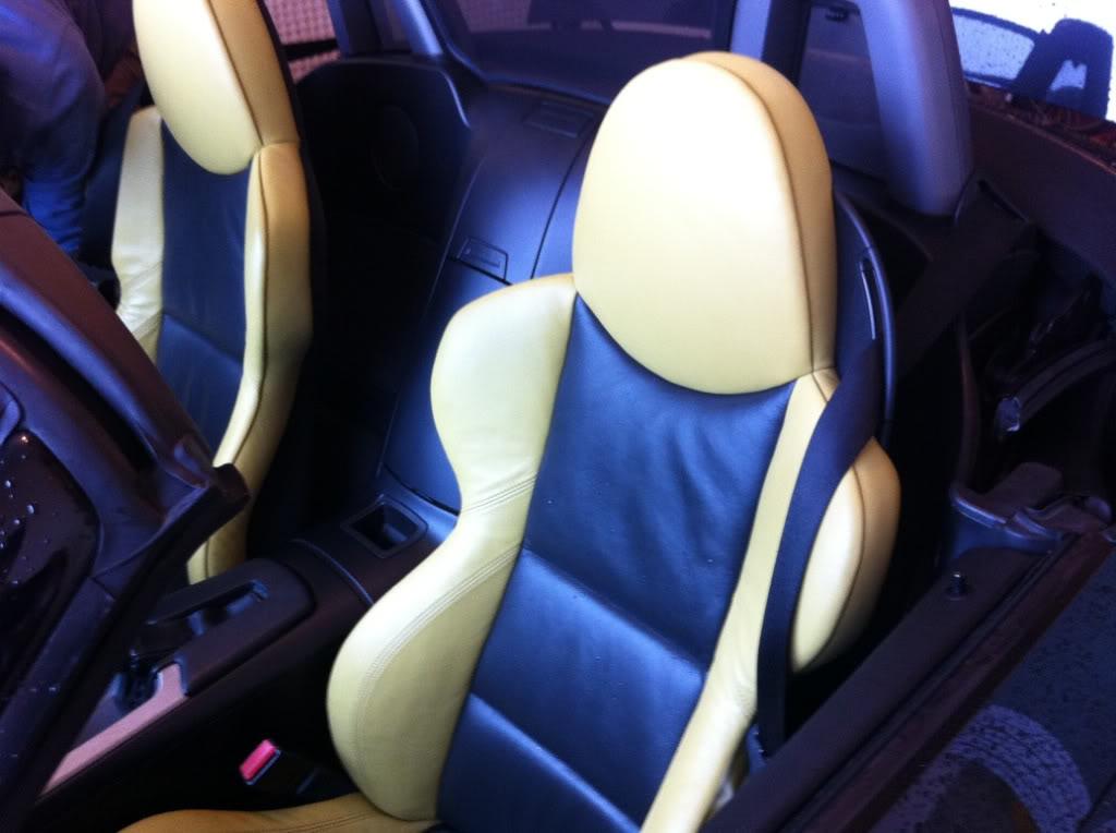 New Interior Amp Individual M Sport Seats Z4 Forum Com