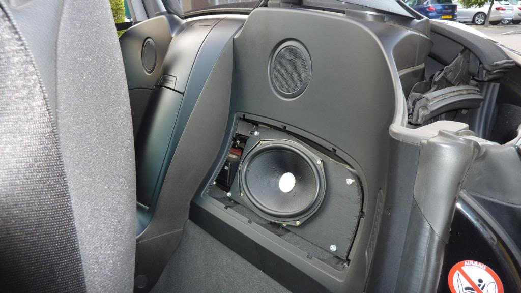 Genesis 6x9 Subs Genesis Profile Sub Amp And Wiring Kit
