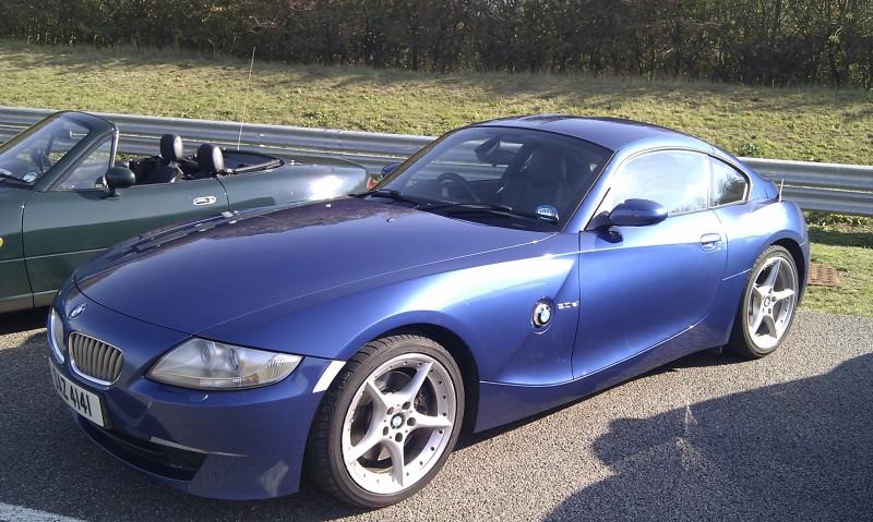 2007 bmw z4 m coupe 0-60