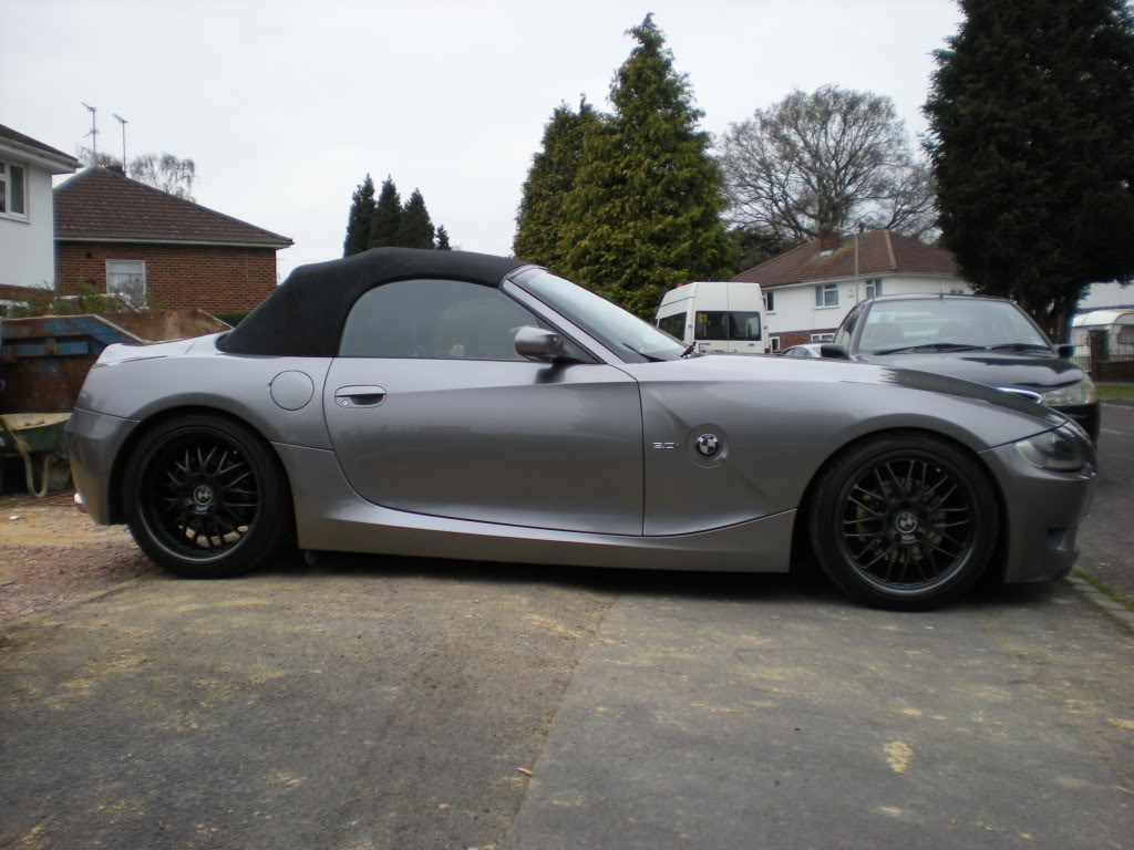 F S Bmw Z4 3 0 Sterlin Grey 2003 163 5500 Ono Now Sold Z4