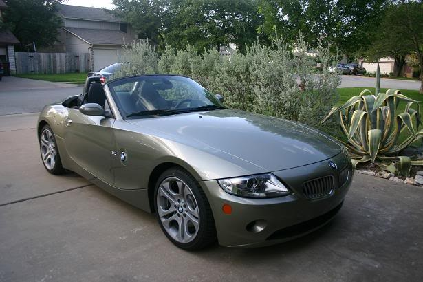 The Elusive Olivine Green Z4 Forum Com