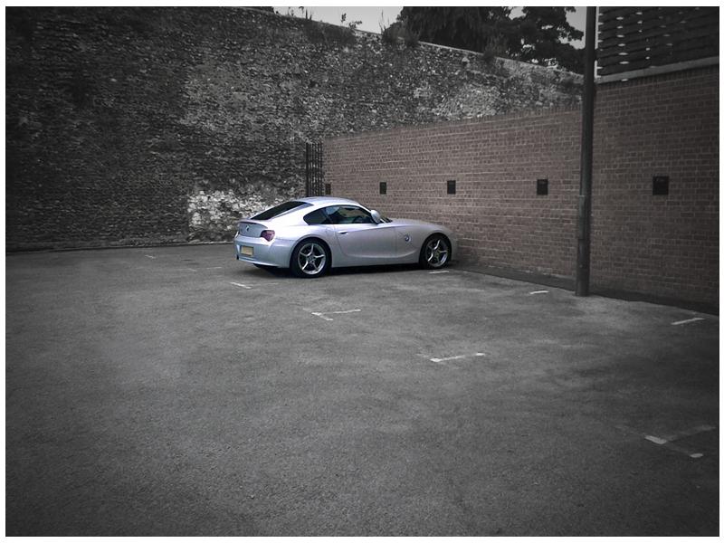 Silver Z4 coupe  Z4forumcom