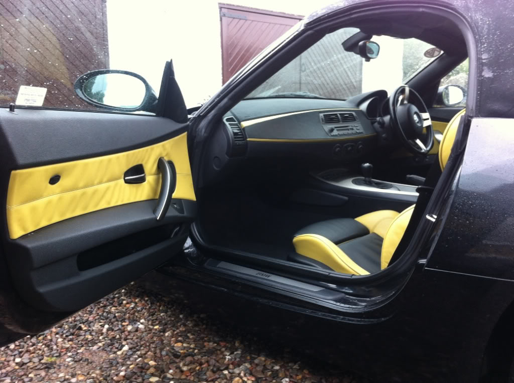 New Interior Amp Individual M Sport Seats Z4 Forum Com
