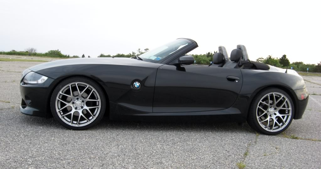 Eibach Pro Springs On A Roadster Z4 Forum Com