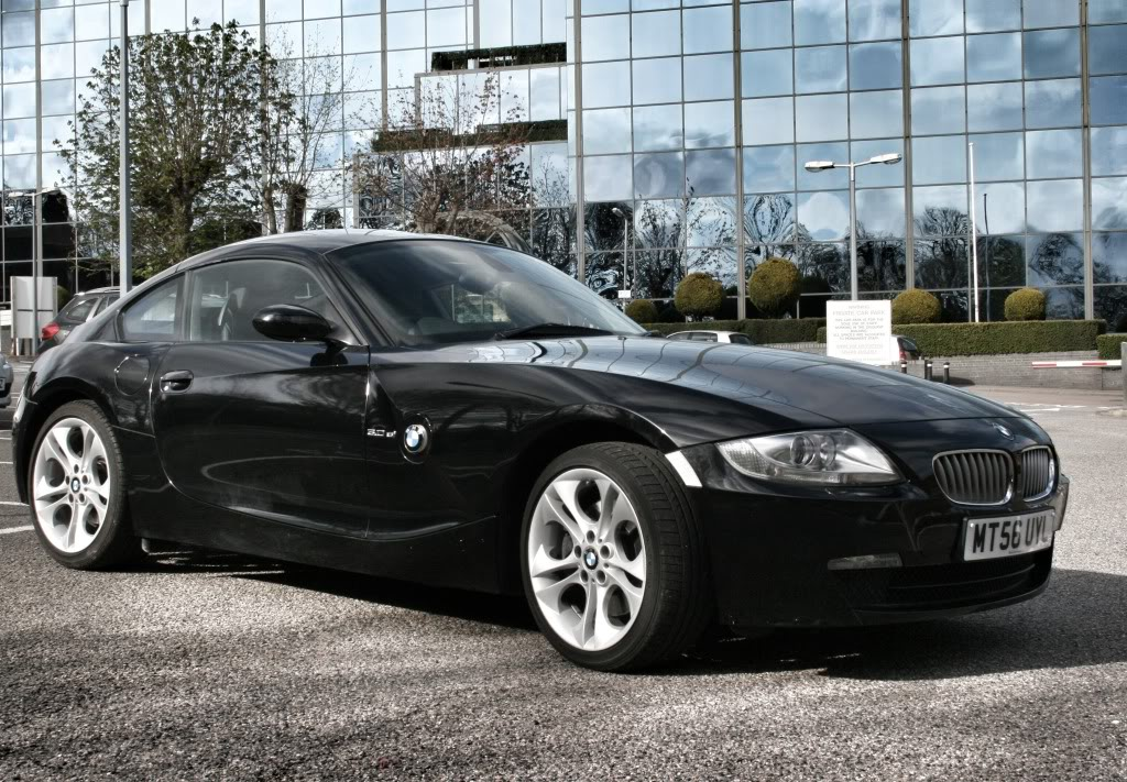 bmw z4 coupe se si for sale z4. Black Bedroom Furniture Sets. Home Design Ideas