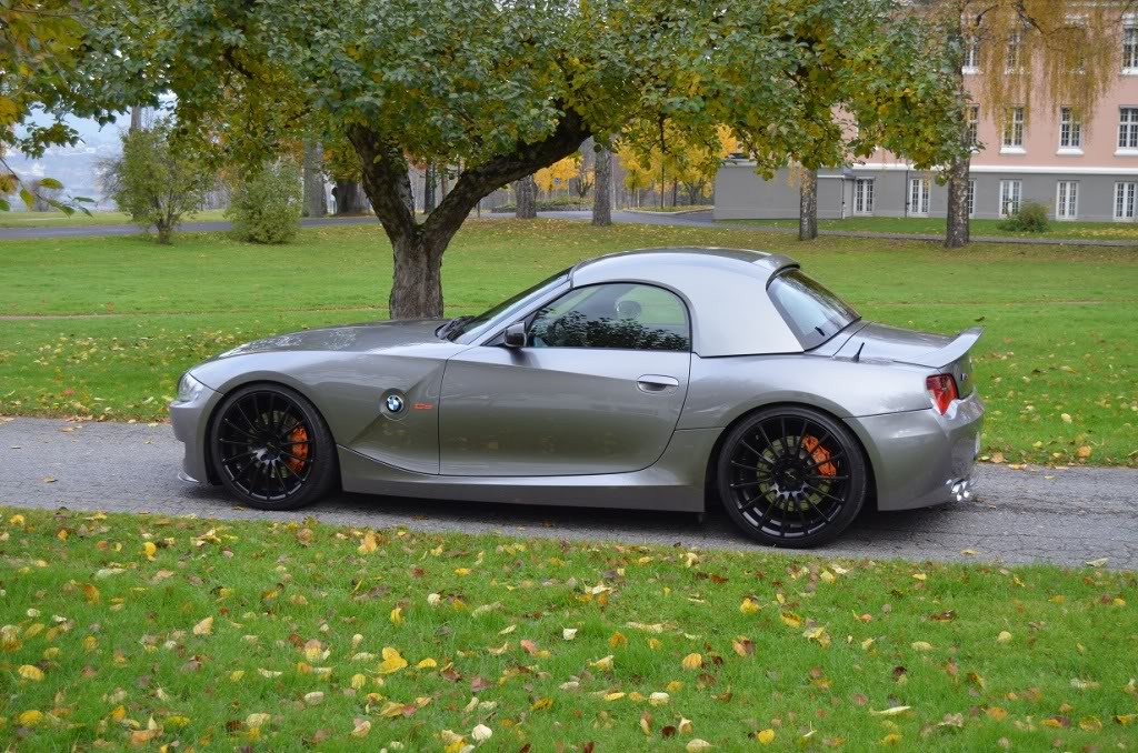 My Z4 Cs Supercharged Summary Page 17 Z4 Forum Com