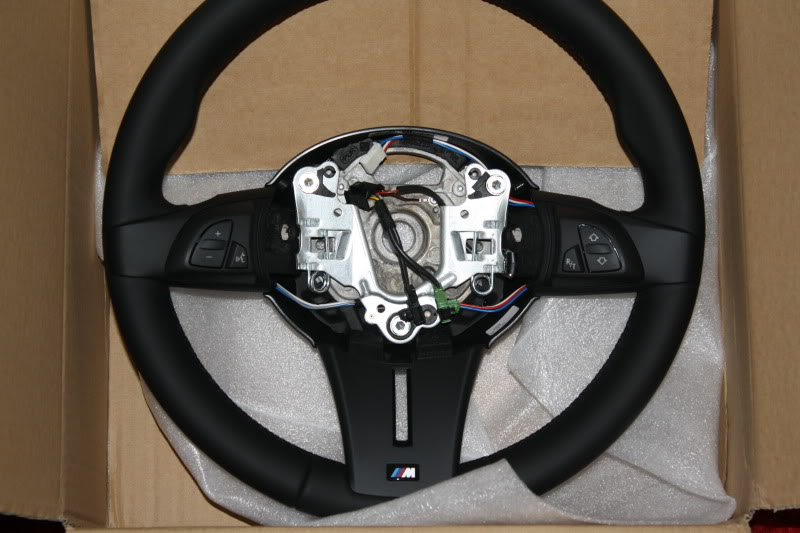 How To Retrofit M Steering Wheel With Multi Function Control Z4 Forum Com