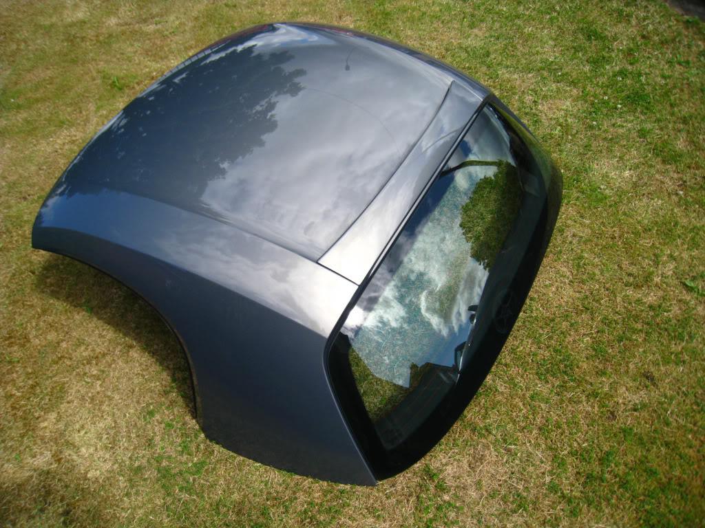 Sold Stratus Grey Hardtop Plus Fittings Z4 Forum Com